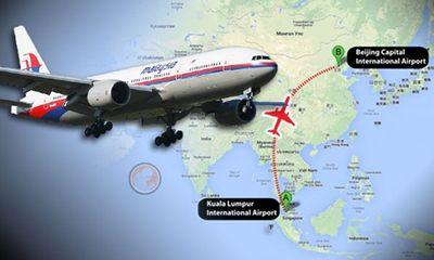 Máy bay Malaysia mất tích có thể đã vào tay Taliban