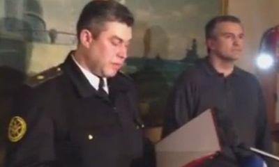 Tư lệnh Hải quân Ukraine bị buộc tội