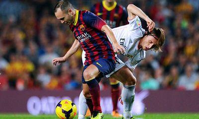 Iniesta: Barcelona vẫn chưa hoàn thiện