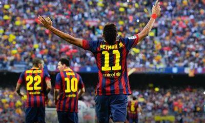 Barcelona thắng lớn sau kinh điển tại Nou Camp