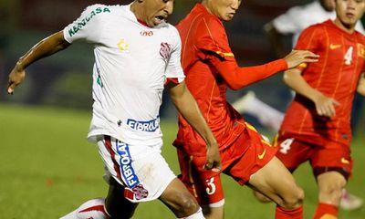 U23 Việt Nam 3-3 Bangu Atletico: Nỗi lo hàng phòng ngự