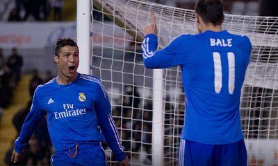 Bale và Ronaldo lấn át Neymar & Messi tại La Liga?
