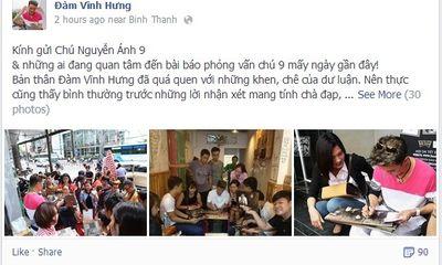 Những bức tâm thư gây xôn xao cộng đồng mạng của Sao Việt