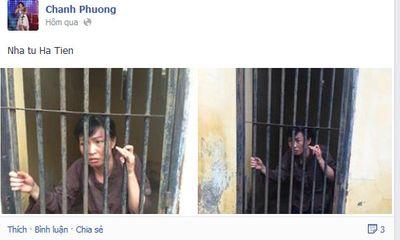 Facebook Sao 24h: Phương Thanh phải ngồi tù
