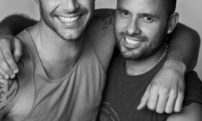 Ricky Martin chia tay bạn trai sau 5 năm chung sống