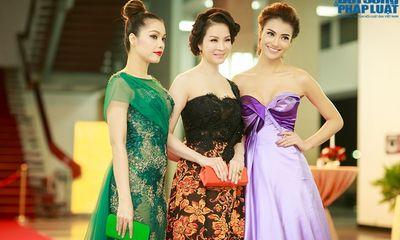 Thanh Mai tự tin khoe sắc bên Quách An An, Hồng Quế