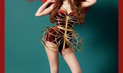 Andrea Aybar hòa thiên thần Victoria's Secret