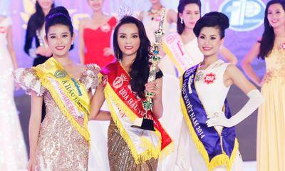 Nguyễn Cao Kỳ Duyên đăng quang Hoa hậu Việt Nam 2014