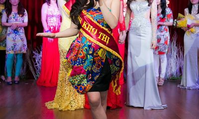 Hoa hậu Thu Hoài:
