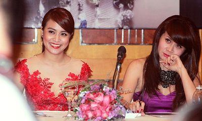 Những cặp sao nữ khuấy đảo làng nhạc Việt