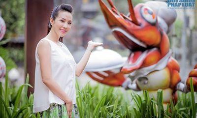"""Hoa hậu Thu Hoài mượn Trấn Thành làm """"chuột bạch"""""""