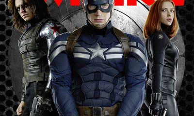 """""""Caption America 2"""" – Phim ăn khách nhất Bắc Mỹ tháng 4"""