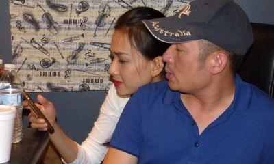Bằng Kiều công khai giới thiệu bạn gái Dương Mỹ Linh tại Mỹ