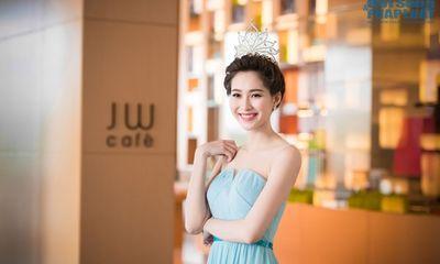 Dàn Hoa hậu, Á hậu hội ngộ trong họp báo Hoa hậu Việt Nam 2014