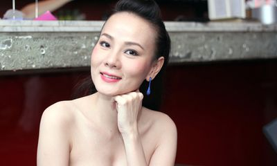 Dương Yến Ngọc định tự tử vì bị chồng đuổi khỏi nhà