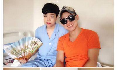 Minh Chuyên nhập viện nhổ 4 răng khôn vì mọc lệch