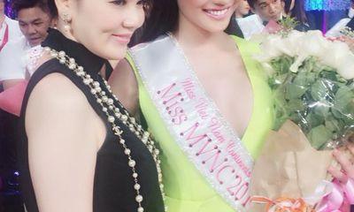 Tường Vy đăng quang Hoa hậu Người Việt Thế giới 2014