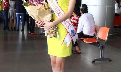 Hoa hậu Đông Nam Á Diệu Linh đã sẵn sàng nộp phạt vì thi