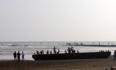 7 học sinh bị sóng cuốn tại biển Cần Giờ