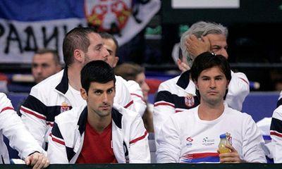 Bênh chiến hữu, Djokovic lãnh