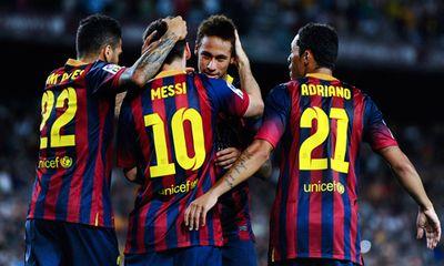 Đâu là điểm yếu nhất của Barcelona?