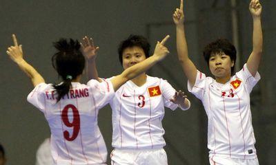 Tuyển Việt Nam hủy diệt Myanmar 6-0