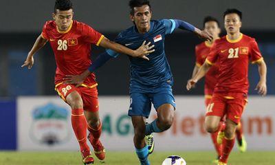 U23 Việt Nam bất ngờ gục ngã trước U23 Singapore