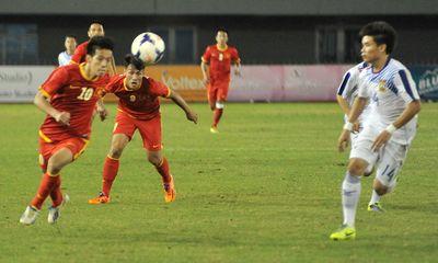 U23 Việt Nam 5-0 U23 Lào: Chiến thắng tưng bừng