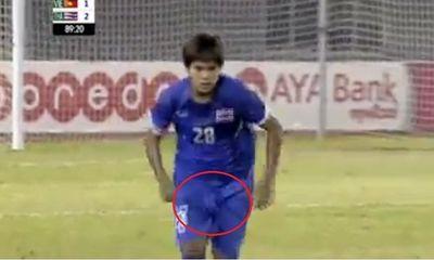Clip: Nghi án Thái Lan vô địch Sea Games nhờ cầu thủ… chuyển giới