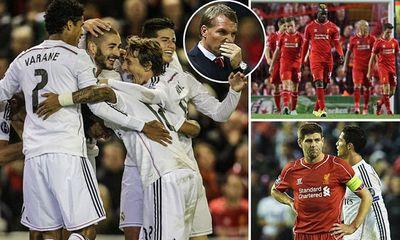 Clip: Ronaldo, Benzema tỏa sáng, Real hạ Liverpool 3-0 tại Anfeld
