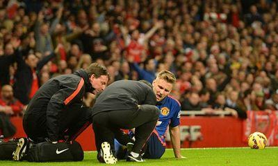 MU và Arsenal dồn dập nhận hung tin từ các trụ cột