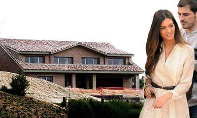 Iker Casillas chi đậm mua siêu biệt thự tặng bồ dịp Giáng sinh