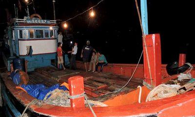 Hai tàu cá Quảng Ngãi bị tấn công ở ngư trường Hoàng Sa