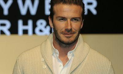 Beckham được phái đẹp khao khát nhất ngày Valentine