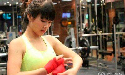 Hot girl boxing Việt Nam