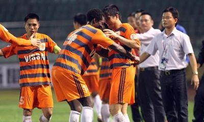 Video trận đấu bán độ của cầu thủ V.Ninh Bình