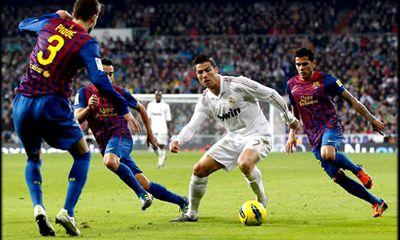 Chiêm ngưỡng những pha qua người siêu đẳng của Ronaldo