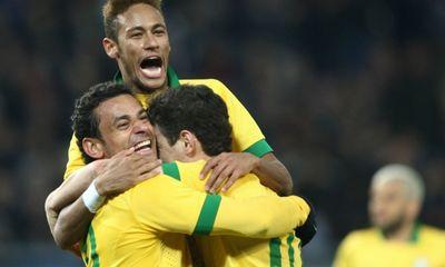 Neymar nhận tin cực vui trước World Cup 2014