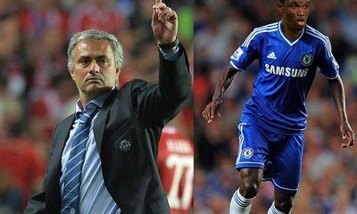 HLV Mourinho công khai tống cổ tội đồ Eto'o khỏi Chelsea