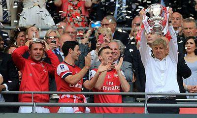 Nhọc nhằn hạ Hull City, Arsenal đăng quang FA Cup