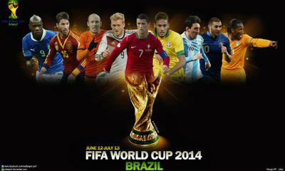 Lịch thi đấu World Cup 2014 Brazil