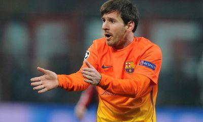 Messi mất World Cup 2014 vì buôn bán ma túy?