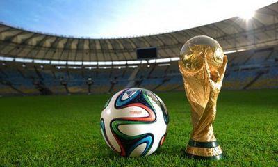 Lịch phát sóng trực tiếp World Cup 2014 trên truyền hình