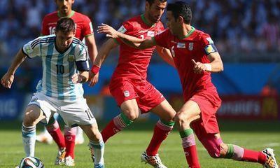 Argentina 1-0 Iran: (KT) Messi nhấn chìm Iran bằng siêu phẩm