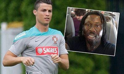 Ronaldo mất World Cup 2014 do bị thù thủy yểm bùa?