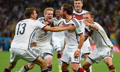 Đức 1-0 Argentina: Hạ Argentina, ĐT Đức vô địch World Cup 2014
