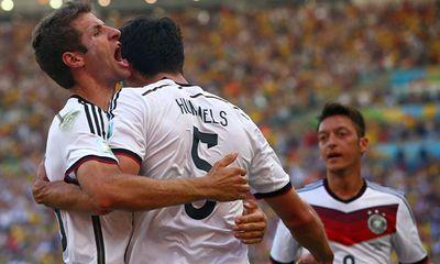 Clip: Hạ gục Pháp, đội tuyển Đức giành vé vào bán kết