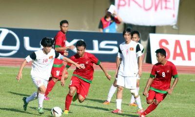 Clip: Chơi thăng hoa, U19 Việt Nam thắng đậm U19 Indonesia