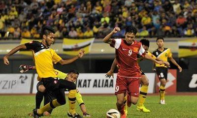 Clip: Bị U21 Brunei cầm hòa, U19 Việt Nam lỡ cơ hội vào bán kết