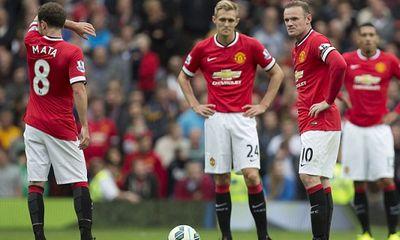 Rooney lập siêu phẩm, M.U vẫn thua sốc trước Swansea